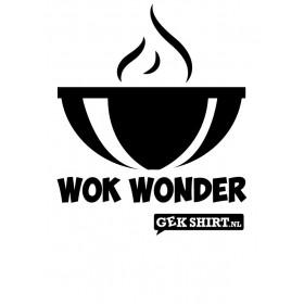WOK WONDER keukenschort