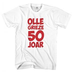 Olle grieze 50 joar