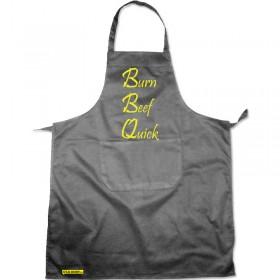 Burn Beef Quick, Barbecue schort