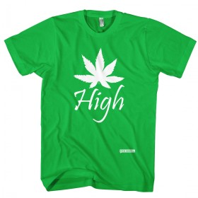 Marihuana T-shirt High