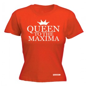 Queen to the Maxima koningsdag dames shirt