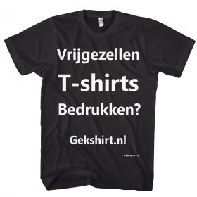 Vrijgezellen feest shirts