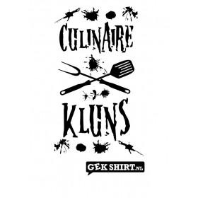 Culinaire kluns Keukenschort