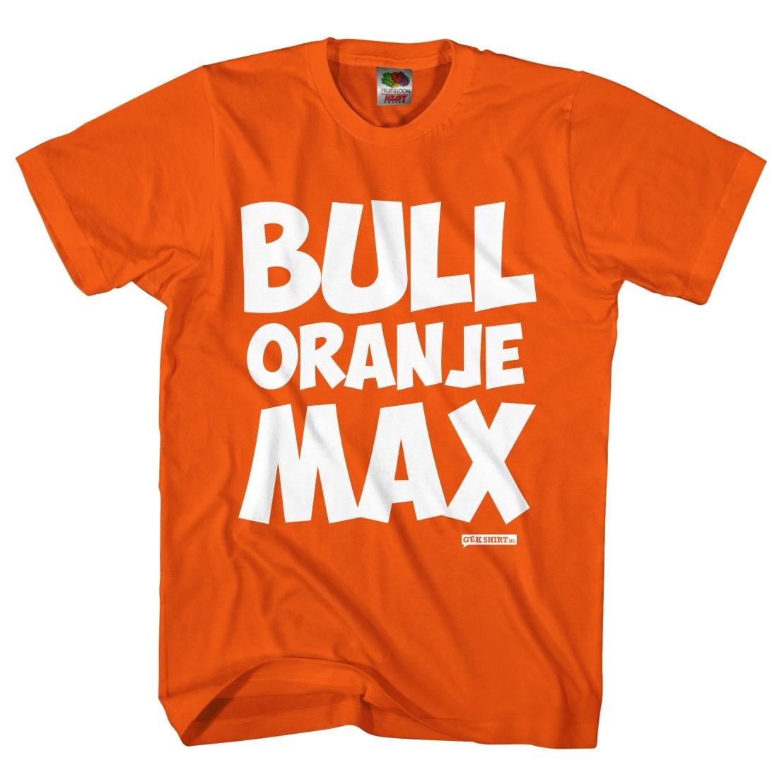 BULL oranje MAX