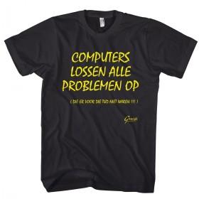 Computers lossen alle problemen op