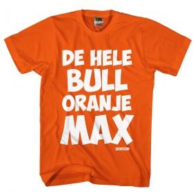 De hele BULL oranje MAX