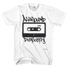 Dj t-shirt, Allround diskjockey