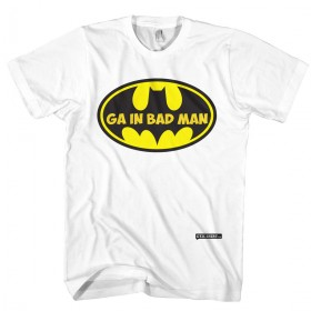 Ga in bad man T-shirt