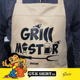 Grill master BBQschort