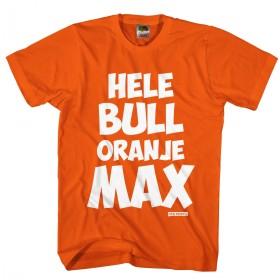 Hele bull oranje Max