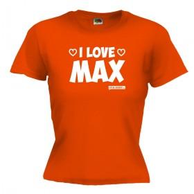 i love MAX
