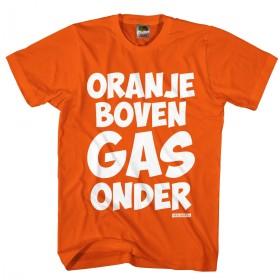 Oranje boven GAS onder