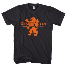 Oranje boven (en het liefst kaal van onder) Wk T-shirt