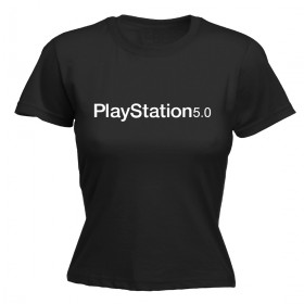 Playstation 5.0 dames shirt