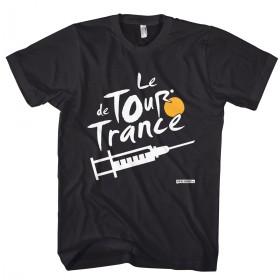 Tour de trance doping t-shirt een van de grappige-t-shirts
